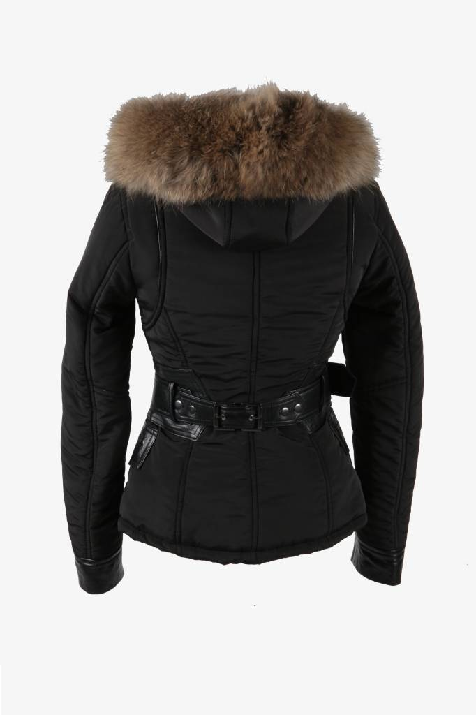 Winterjas Kort Dames.Winterjas Voor Vrouwen Hoorn Leather City