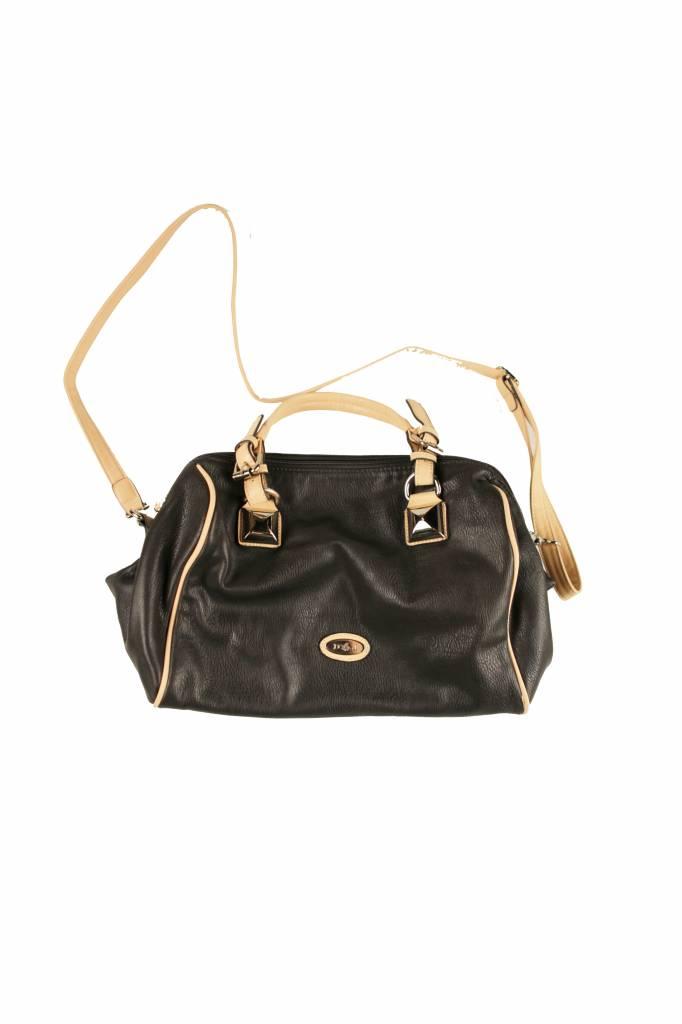 Dames tas zwart B16