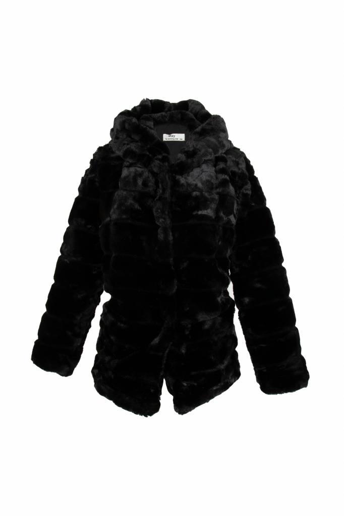 zwarte jas dames