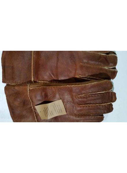 Lammy handschoenen licht bruin