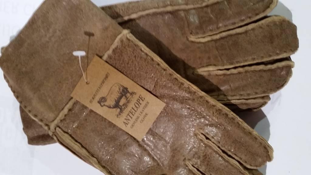 Hippie Lammy handschoenen taup