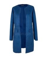 Dames zomer jas blauw