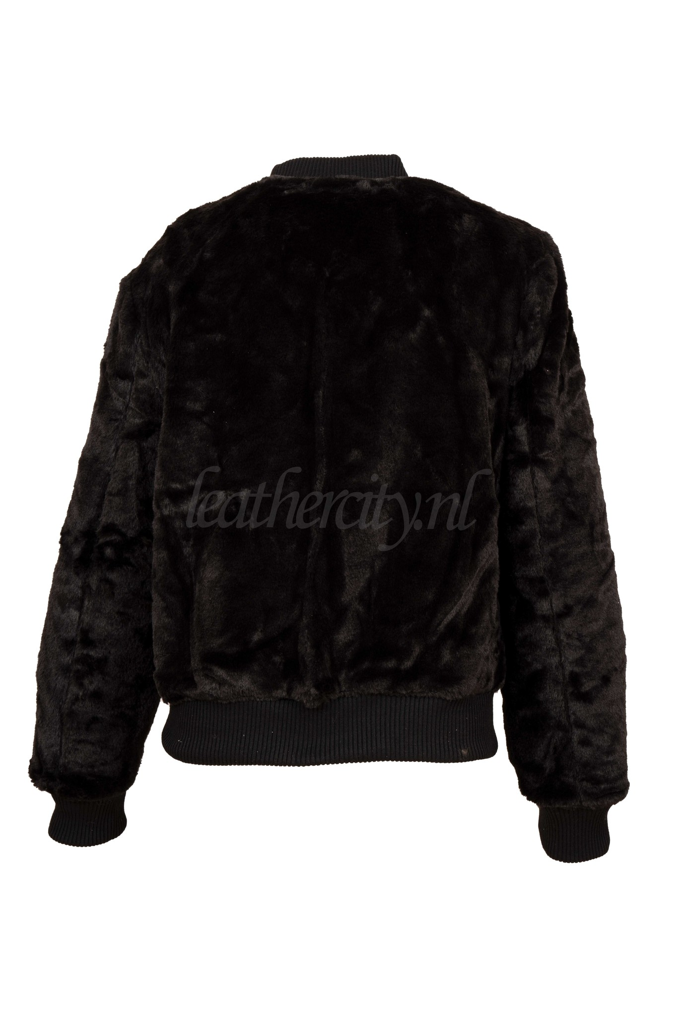 Attentif Bomber Jacket zwart 3