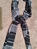 Heren sjaal zwart