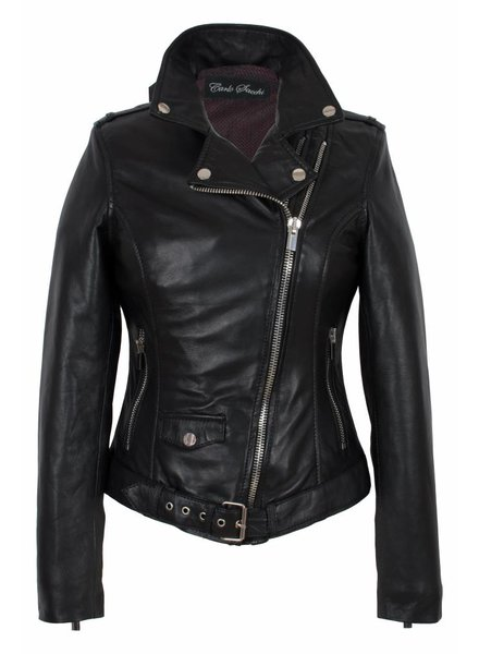 Italiaans dames leren jassen Leather City