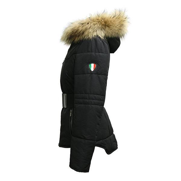 Carlo Sacchi Dames  winterjas 037