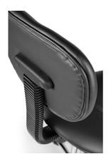 Zadelkruk Rugleuning Standaard Zwart