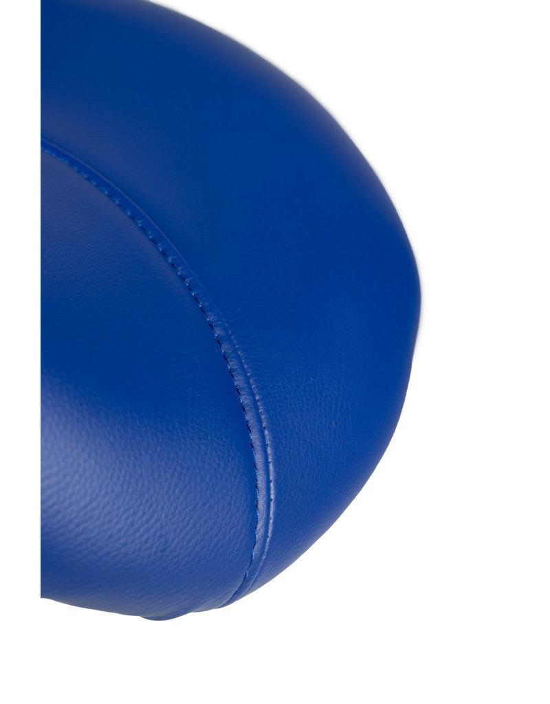 Zadelkruk Rugleuning Laag Blauw
