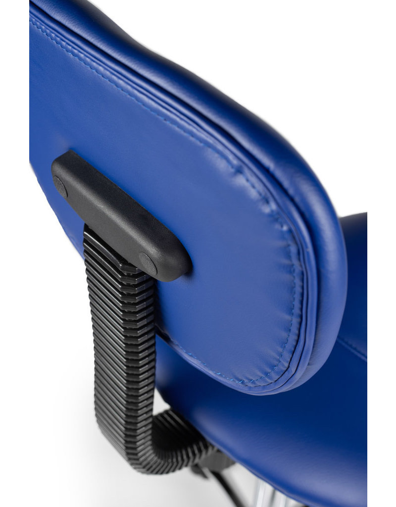 Zadelkruk Rugleuning Standaard Blauw