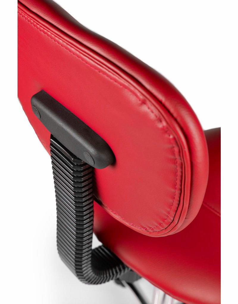 Zadelkruk Rugleuning Standaard Rood