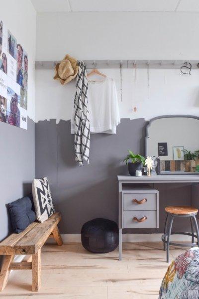 Kleine veranderingen in huis een nieuwe woonstijl