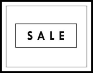 Goed in Stijl Sale/Solden