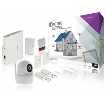 König Smart Home Security-Set