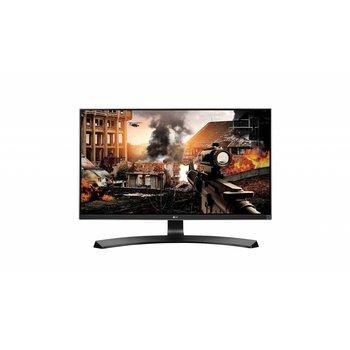 "LG 27"" Inch | 3840x2160 UHD resolutie"