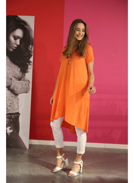 orange kleed/tunique