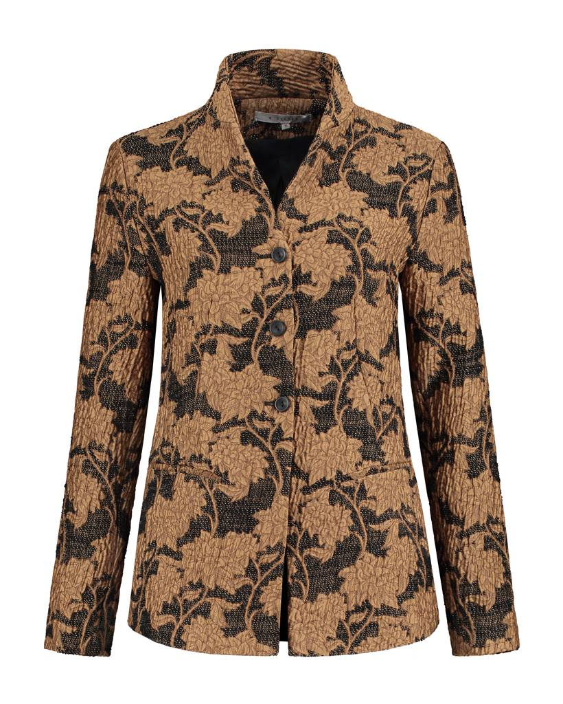 SYLVER Special Jacket - Donker Goud