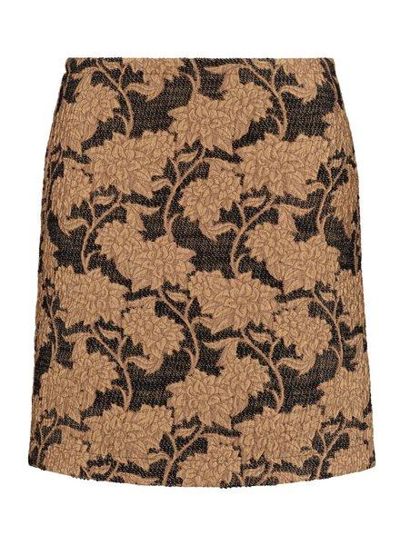SYLVER Special Skirt - Dark Gold
