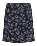 SYLVER Rich Skirt - Donkerblauw