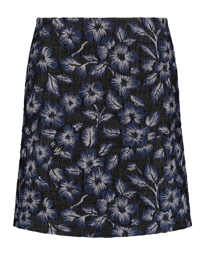 SYLVER Rich Skirt - Indigo
