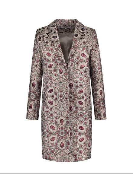 SYLVER Luxury Blazer - Roze