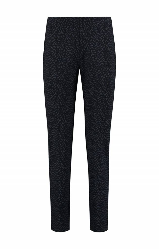SYLVER Panther Trousers - Dark blue