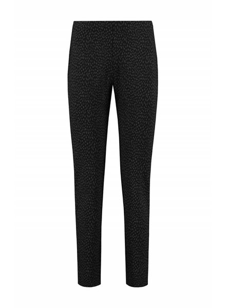 SYLVER Panther Trousers - Donkergrijs