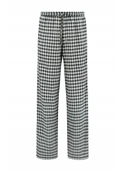 SYLVER Big Trousers - Charcoal