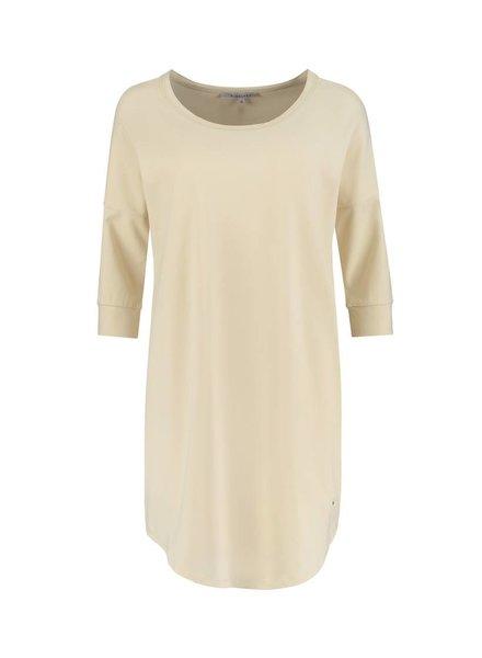 SYLVER Cotton Elasthane Shirt - Antique White