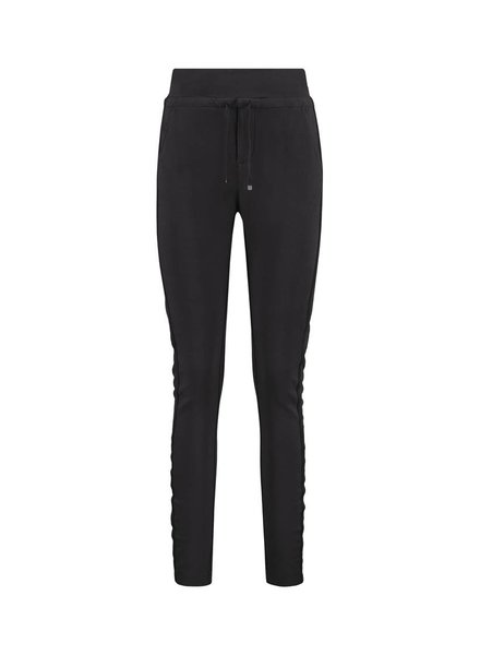 SYLVER Sweat Trouser - Donkergrijs