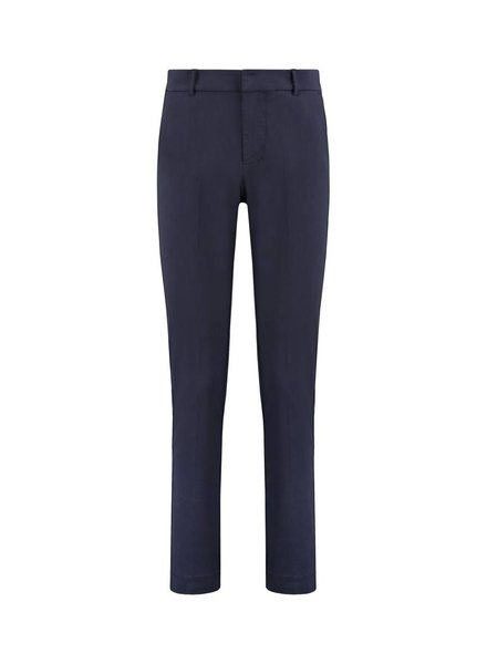 SYLVER Sweat Trouser small - Donkerblauw