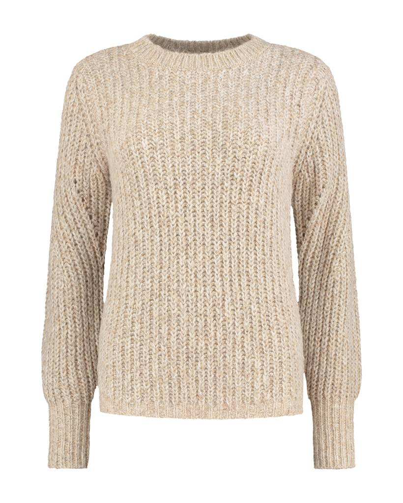 SYLVER Easter Pull - Wool White