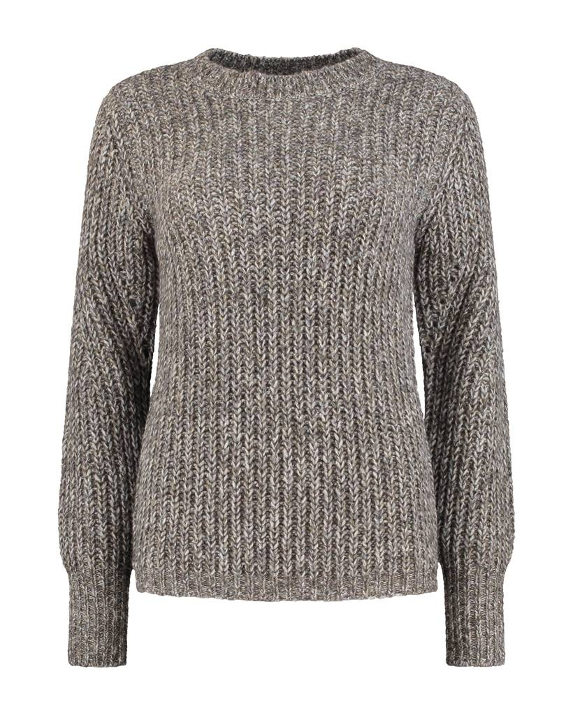 SYLVER Easter Pull - Taupe