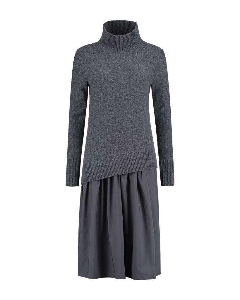SYLVER Superb Dress - Grey
