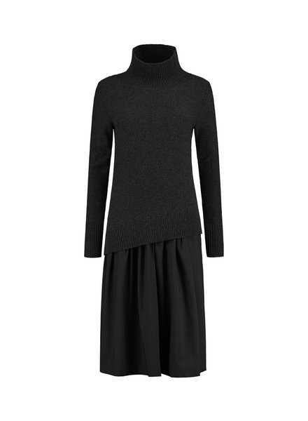 SYLVER Superb Dress - Black