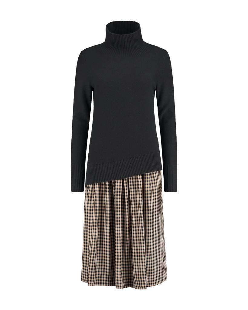 SYLVER Superb Dress Square - Black