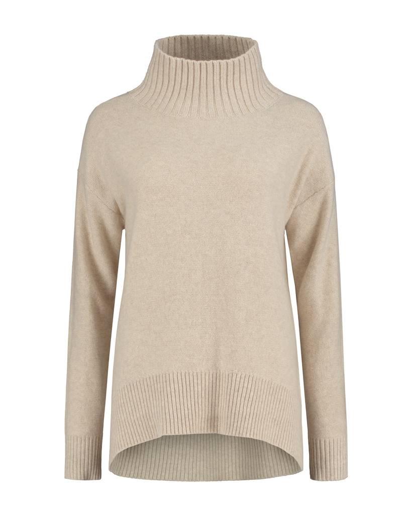 SYLVER Superb Pull - Wool White