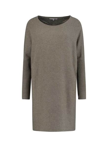 SYLVER Superb Pull long - Taupe