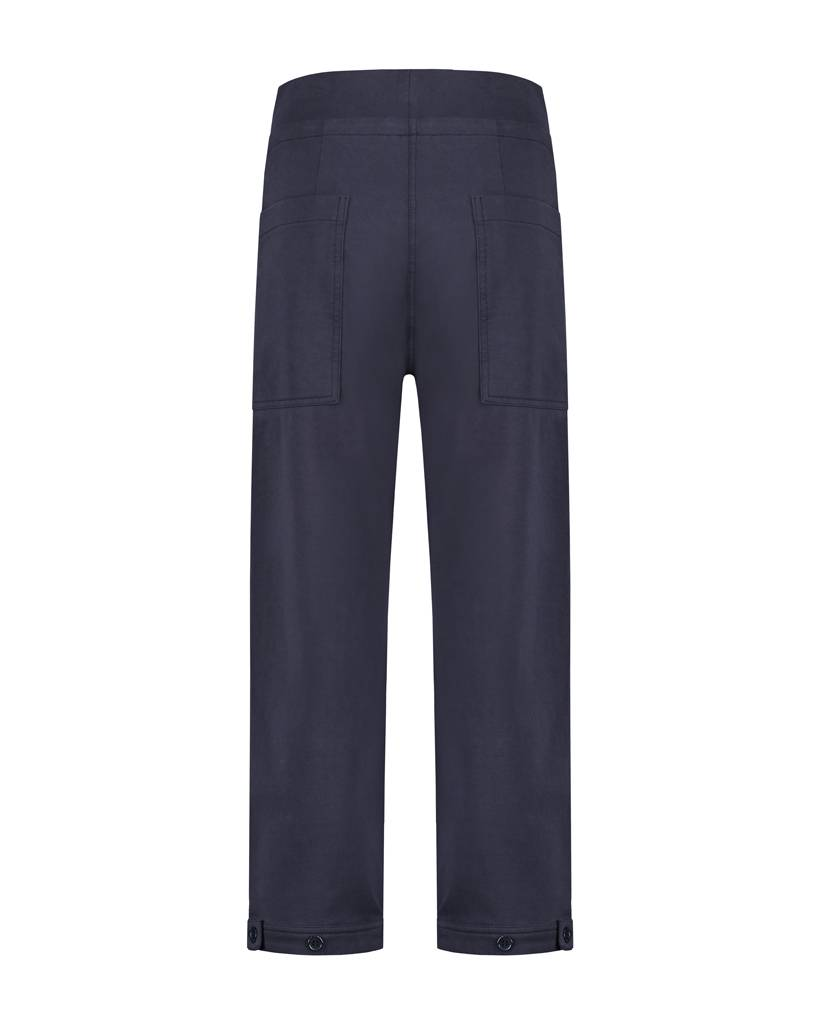 SYLVER Sweat Trouser big - Donkerblauw