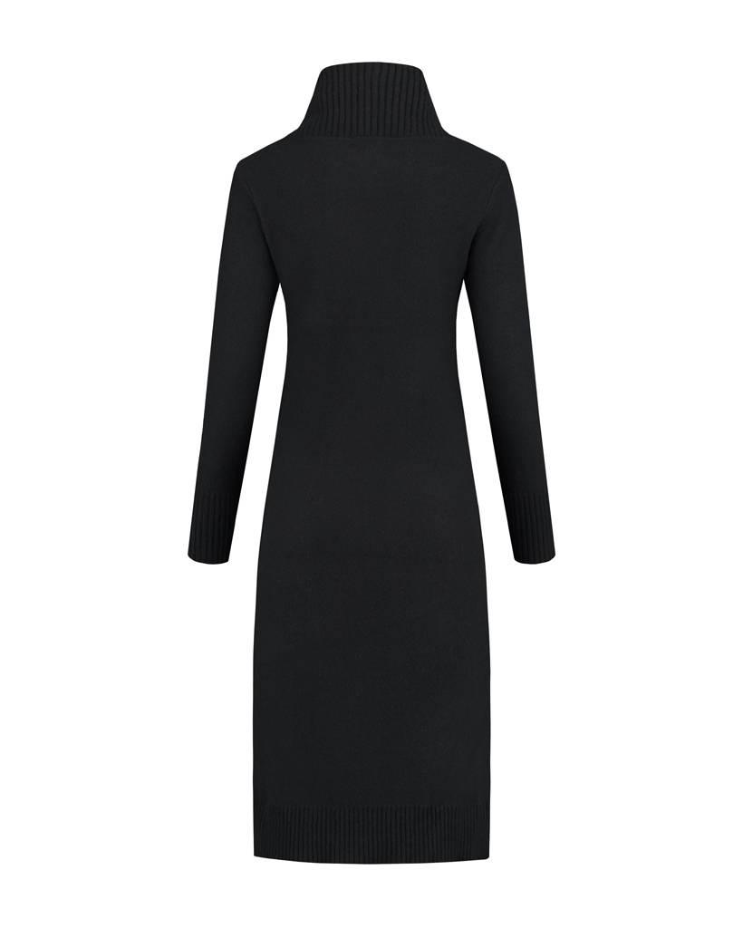 SYLVER Superb Dress Square - Zwart