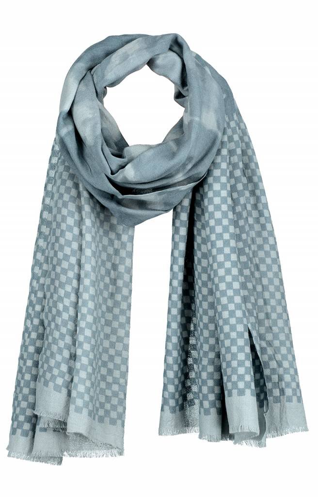 SYLVER Shawl Cloud - Dark Smoke