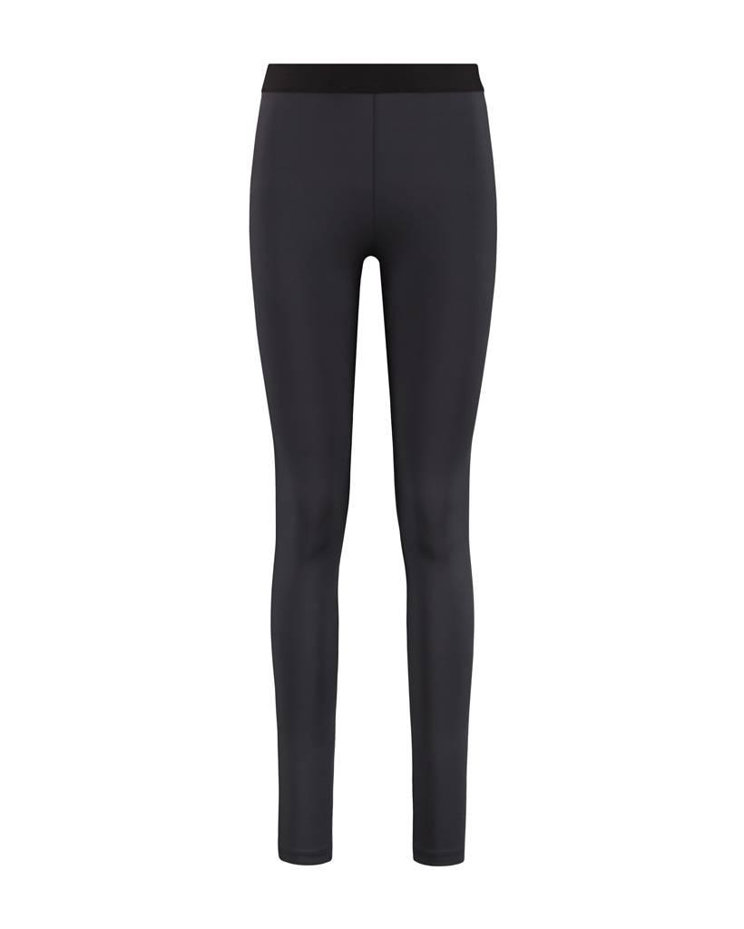 SYLVER Silky Jersey Legging - Zwart