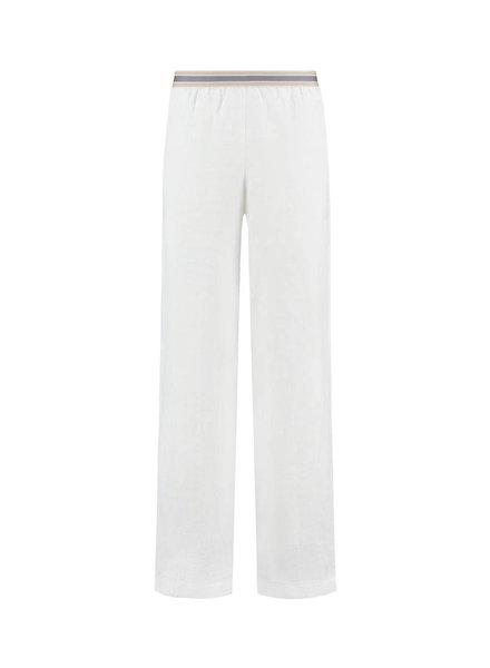 SYLVER Sahara Trousers - Wit