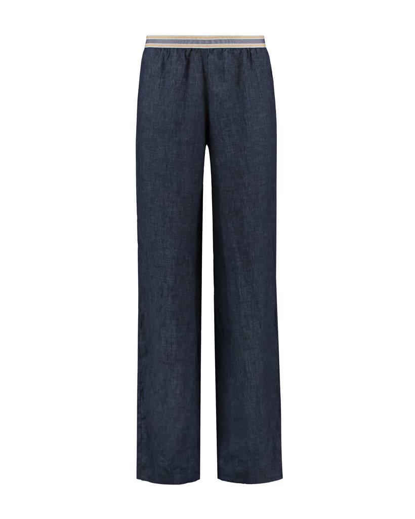 SYLVER Sahara Trousers - Donkerblauw