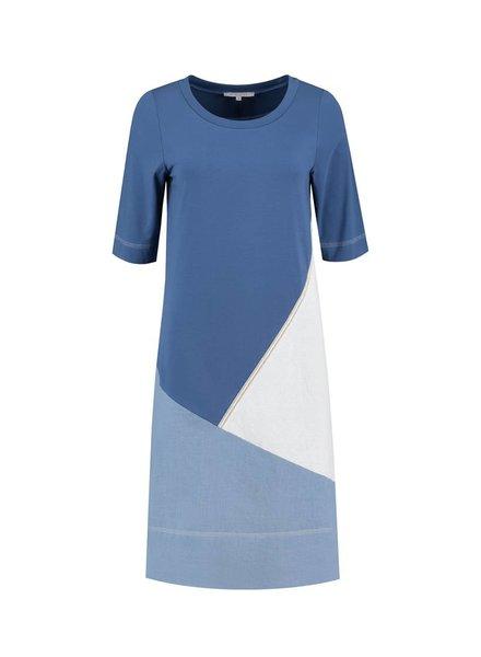 SYLVER Mix & Match Dress Sleeves - Grey Blue