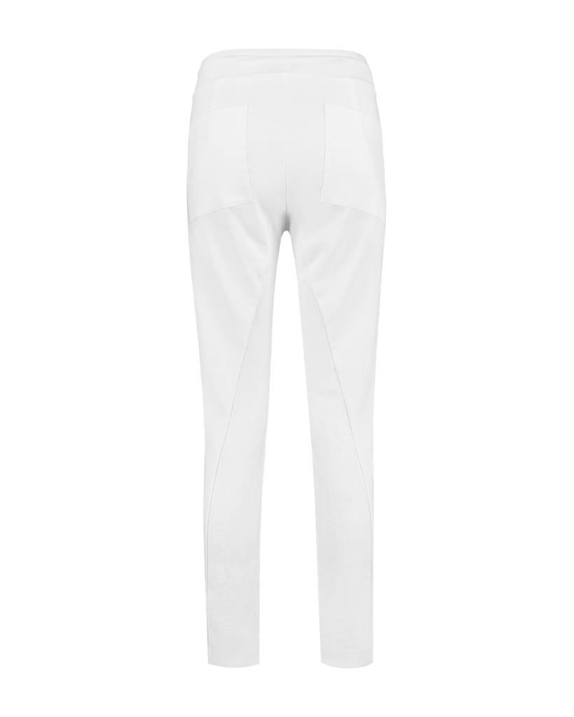 SYLVER Sweat Combi Linen Pants - Wit