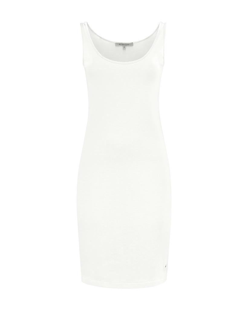 SYLVER Cotton Elasthan Underdress - Off white