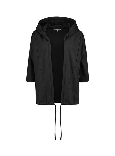 SYLVER Crêpe Stretch Jacket - Black