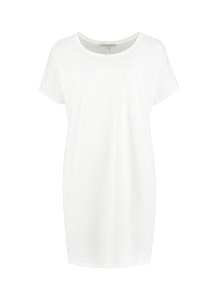 SYLVER Organic Shirt - Off white