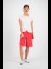 SYLVER Crêpe Stretch Shirt - Off white