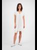 SYLVER Crêpe Stretch Dress-Blouse - Off white